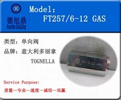 TOGNELLA Cartridge Valve FT257/16-12