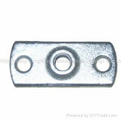 back plate malleable iron cast iron