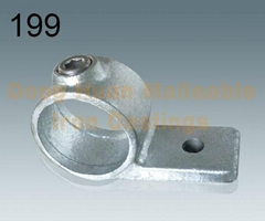 malleable iron tube clamps