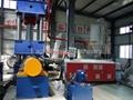 HDPE pipe fittings machine