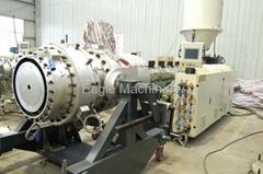 HDPE給水、燃氣管材生產線