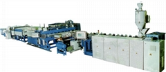 PC/PP Hollow Sheet Extrusion
