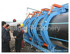 HDPE給水、燃氣管材生產線 3