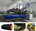 KR750 Krah profiled plastic pipes