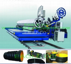 spirolite pipes machine