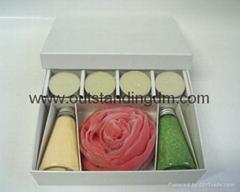 SPA set  Bath flower  gift sets