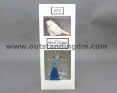 陶瓷礼品,陶瓷挥发香水套装,陶瓷鸟