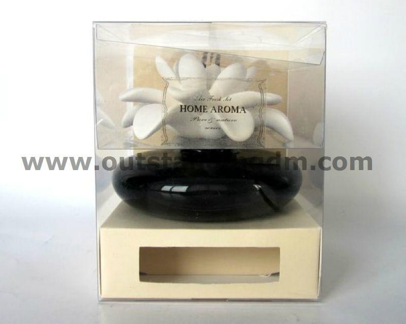 ceramic flower diffuser for home decoration