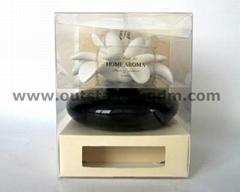 Ceramic Flower Diffuser With Ceramic Vase