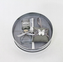 Bath Confetti/Candle Set/SPA Set