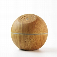 Electronic Wooden Aroma Diffuser