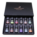 luxury essential oil set different scents