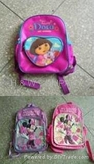 kid's school bag