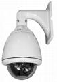 Economical high speed dome cameras