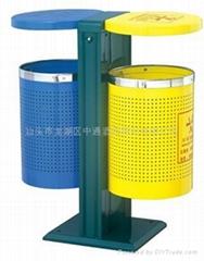 分類環保垃圾桶