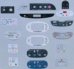 PC銘板、標牌、面膜