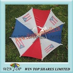 """12"""" hat umbrella/cap umb"""