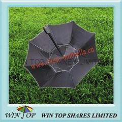2 folds auto umbrella