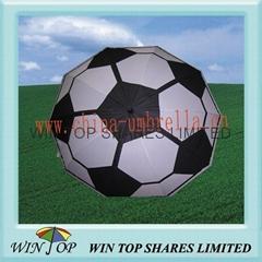 football umbrella