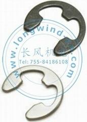 E-Style External Retaining Rings