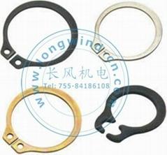 External Retaining Rings