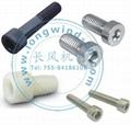 Socket cap head screws