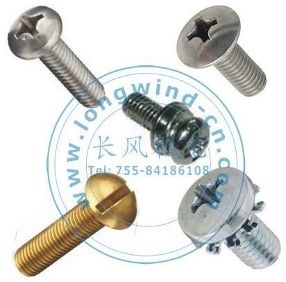 机械螺丝 1