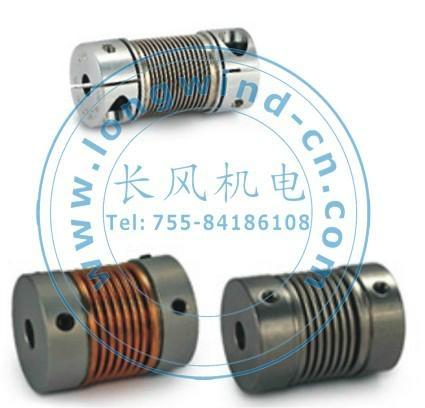 波紋管聯軸器 1