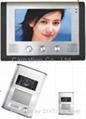 7 inch video door phone