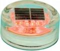 Solar Power 360-degree Flash