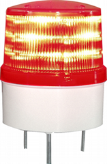Solar Warning Light for construction and vehicles