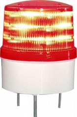 360-degree Solar Energy Flickering Construction Warning Lamp