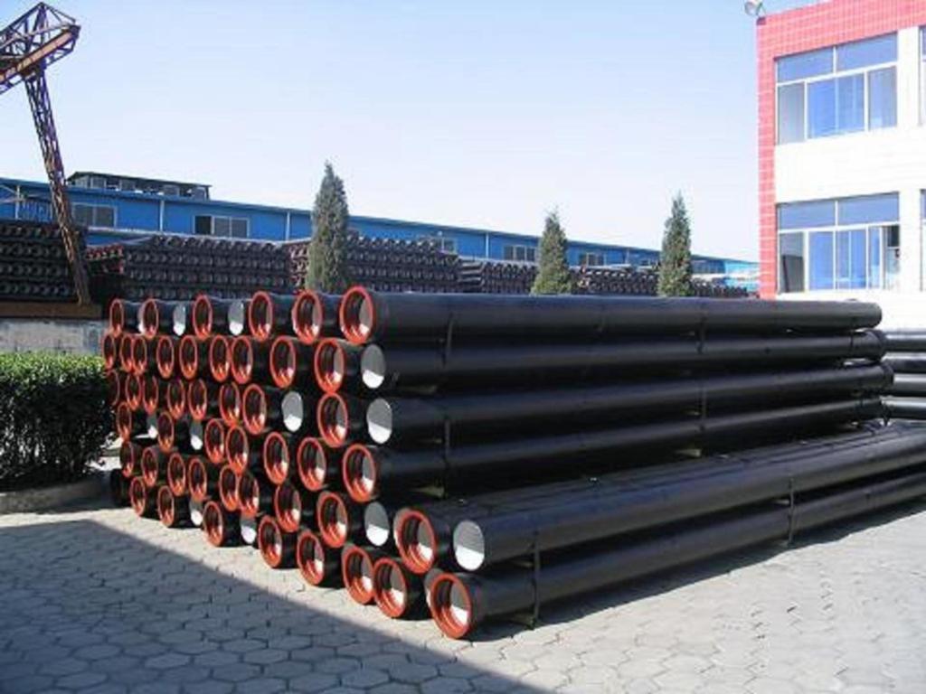 centrifugal ductile iron pipes 1