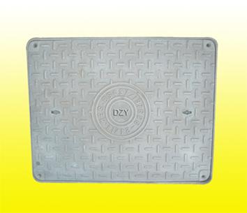 铸铁盖板(外方内圆) 2