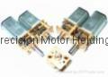 12V Micro Gear Motor(018).
