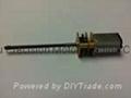 6V 微型螺紋軸減速電機(05