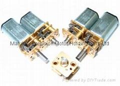 新产品-微型直流减速电机(027)