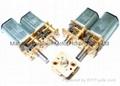 新产品-微型直流减速电机(02