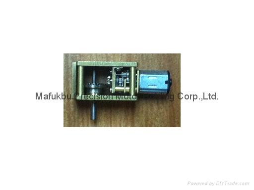 90 deg shaft micro gear motor - new products(1)