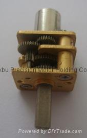 Micro Coreless DC Gear Motor(001)
