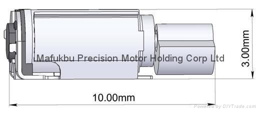 New product:Diameter:3mm,Micro patch Vibration motor(001)