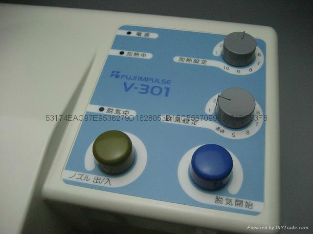 日本富士V-301-10D/V-301-10W真空封口機 2