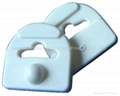 Blister pack security tag, eas hook tag