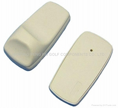 AM or RF security alarm slipper tag
