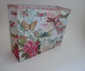 horizontal large paper gift bag with