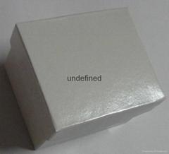 白色纸盒礼品盒