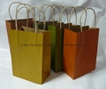 recycled brown paper bag