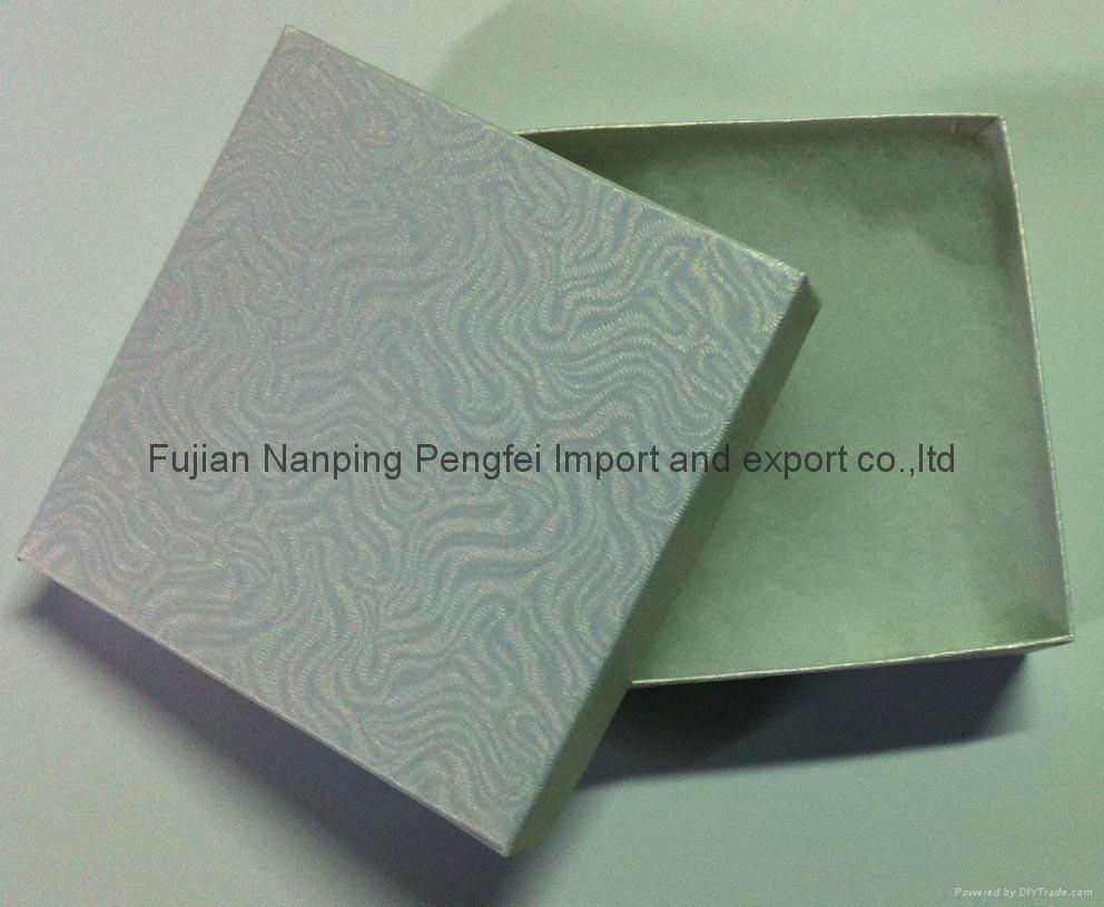 White paper gift box 1