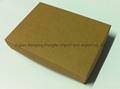brown kraft gift box
