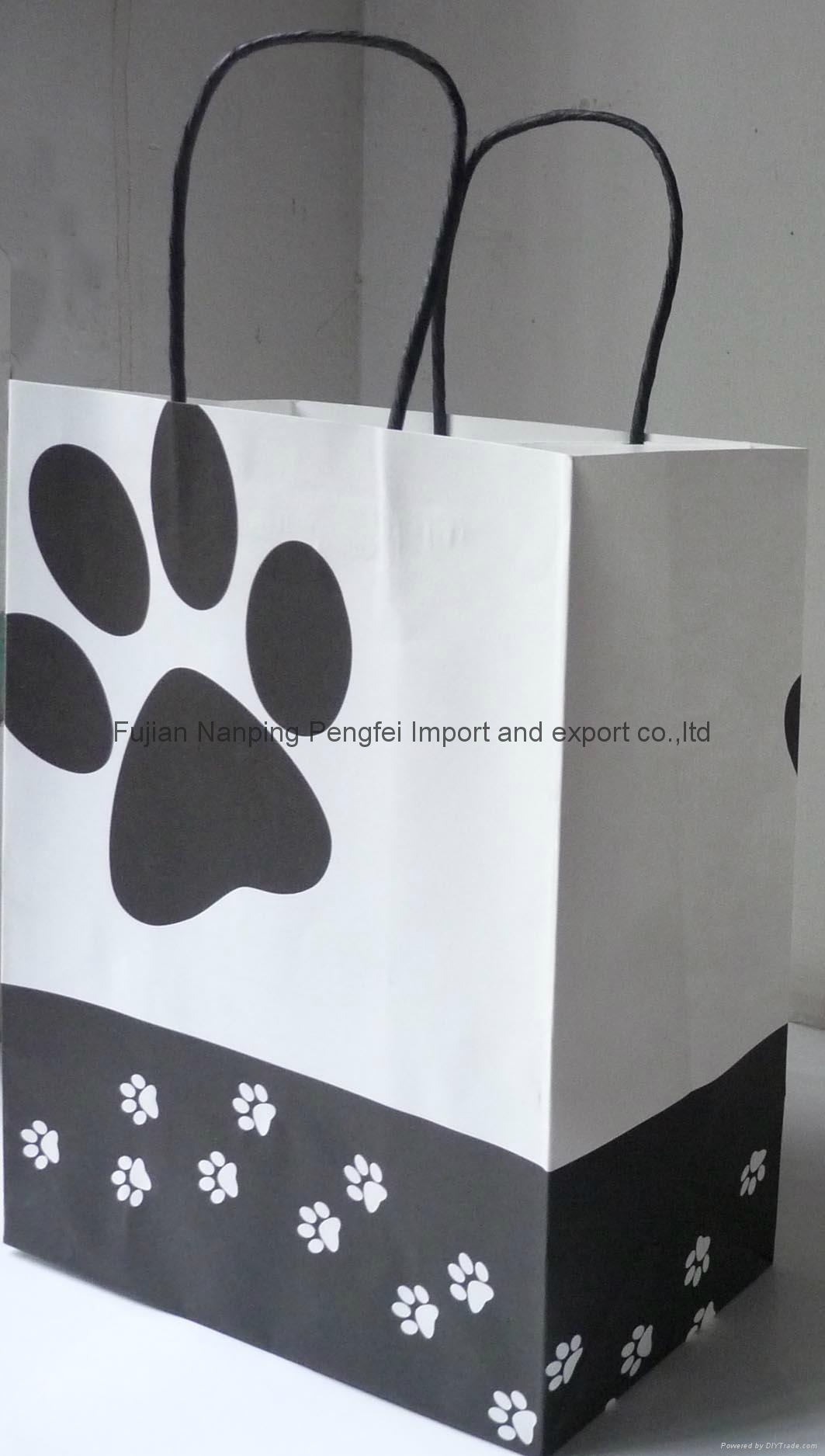PET shopping bags 1